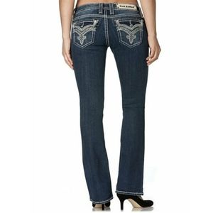 Rock Revival Darcy Bootcut Jeans Bling